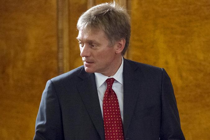 Мы поговорили с  пресс-секретарем  Президента России Дмитрием Песковым