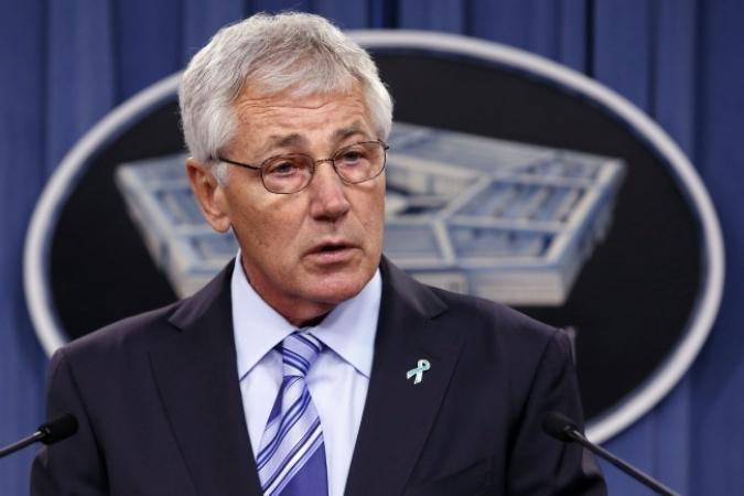Глава Пентагона Чак Хейгел