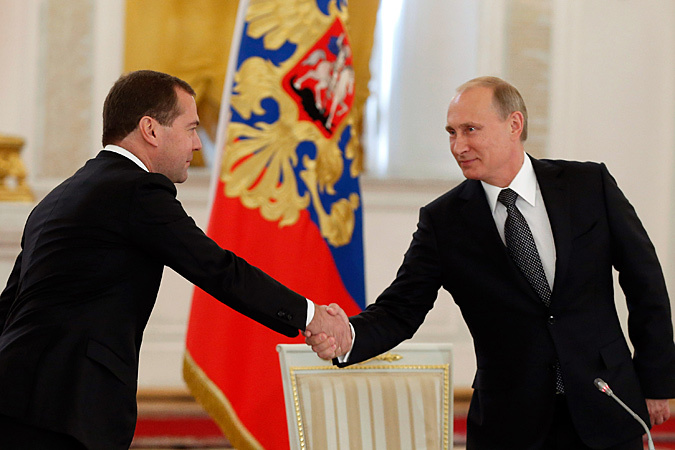 За предстоящие полтора-два года нам необходимо совершить настоящий рывок в повышении конкурентоспособности российского реального сектора! - заявил на заседании Государственного совета Владимир Путин