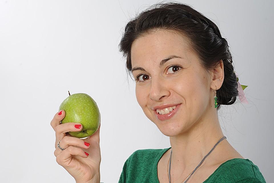 Год нынче выдался на яблоки обильный