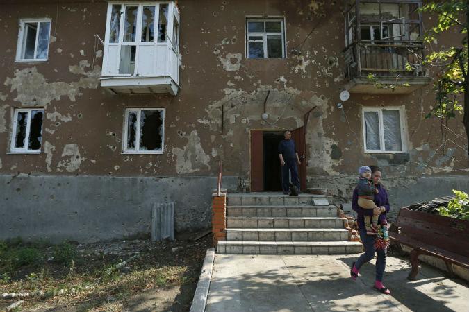 СК России возбудил уголовное дело о геноциде русскоязычного населения на Донбассе