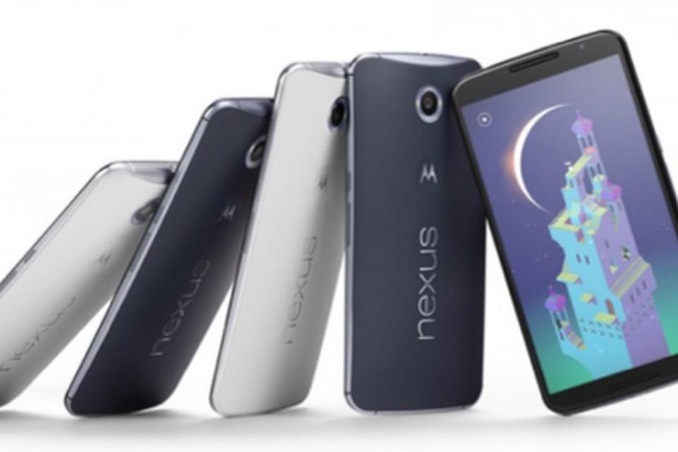 Производитель Nexus 6 - компания Motorola