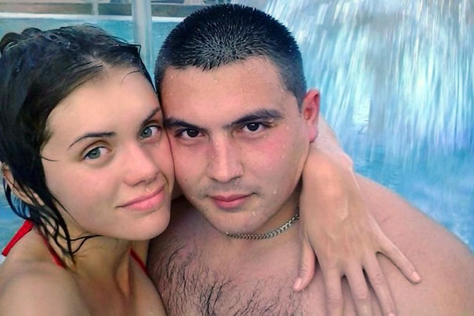 Татьяна Баитова с женихом