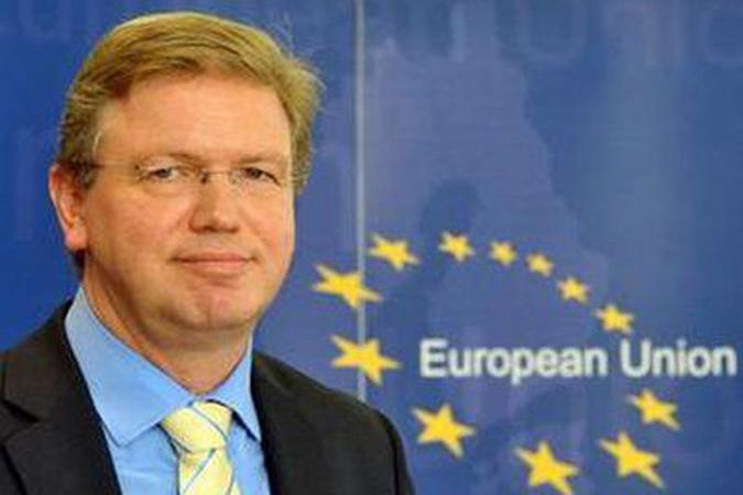 Ушедший в отставку еврокомиссар по вопросам расширения Штефан Фюле заявил, что ЕС проводил ошибочную политику в отношении евроинтеграции Украины