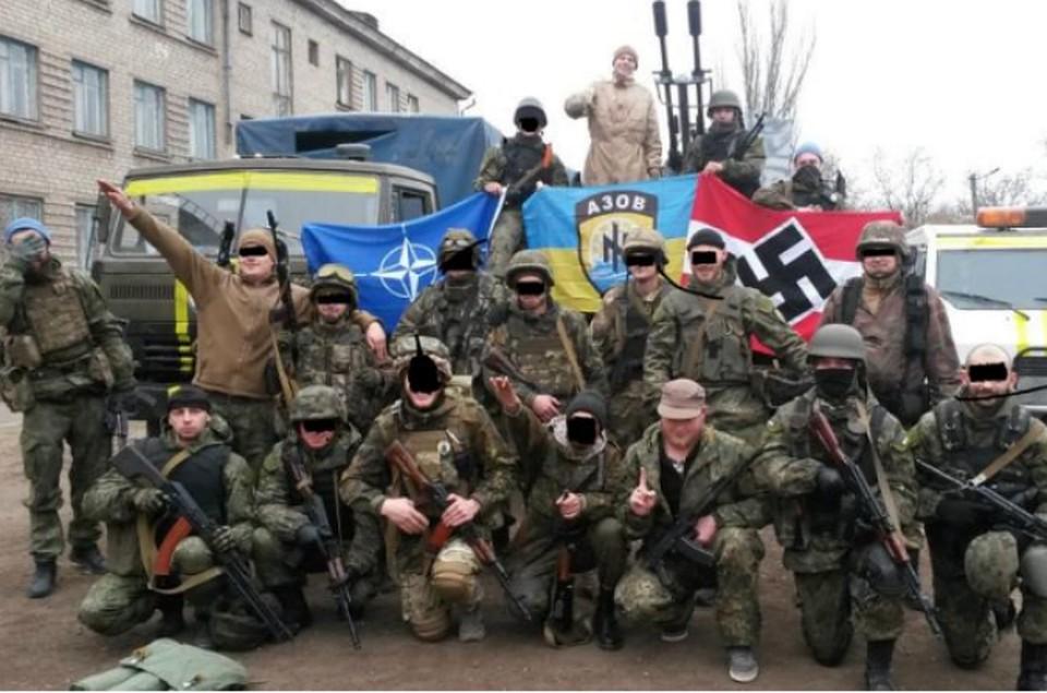 Картинки по запросу бойцам добровольческих батальонов (фашистам)»
