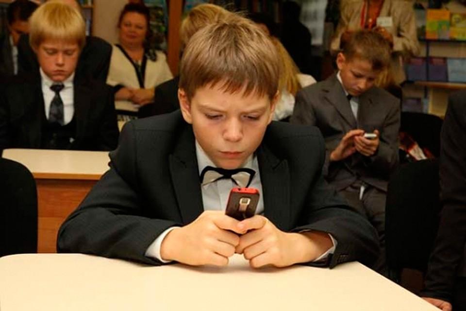 Мобильный телефон в образовании