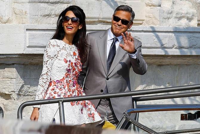 Жену голливудского актера Джорджа Клуни, юриста Амаль Аламуддин, могут арестовать власти Египта