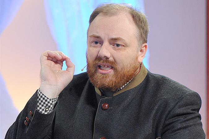 """Егор Холмогоров в редакции """"КП"""""""