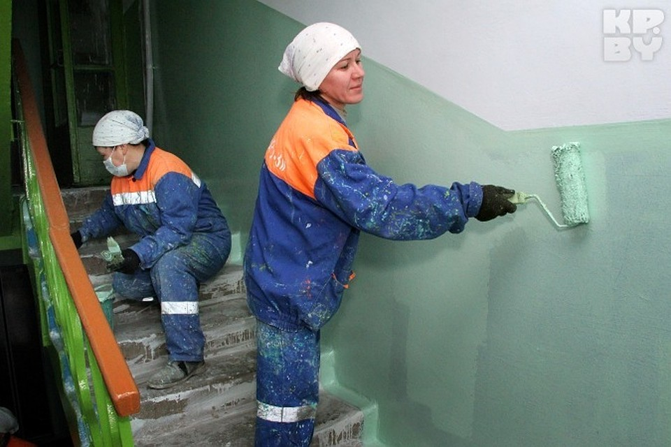 Если жильцы тратятся на ремонт, они и к подъезду относятся совсем по-другому.
