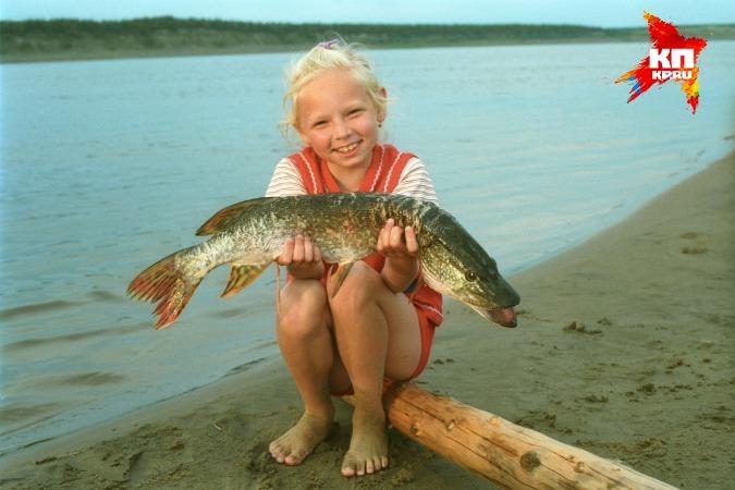 где клюет рыба в пермском крае