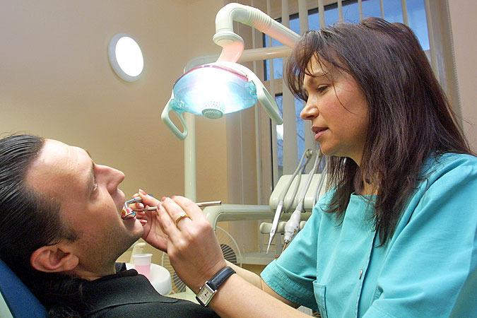 Вылечить зубы москва