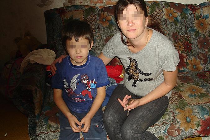 русская мать дала сыну дала сыну
