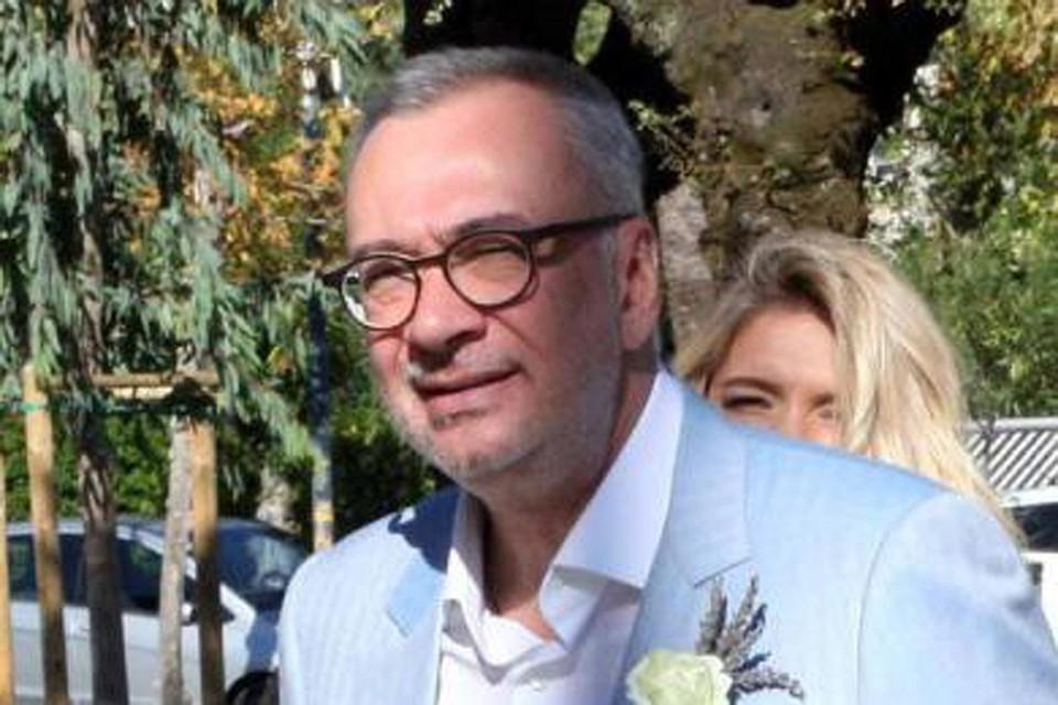 Константин Меладзе объяснил, почему не комментирует свадьбу с Верой Брежневой