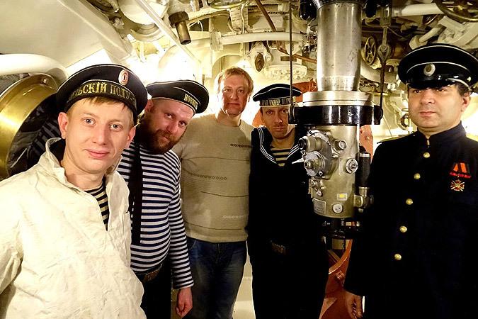 апл подводная лодка экипаж