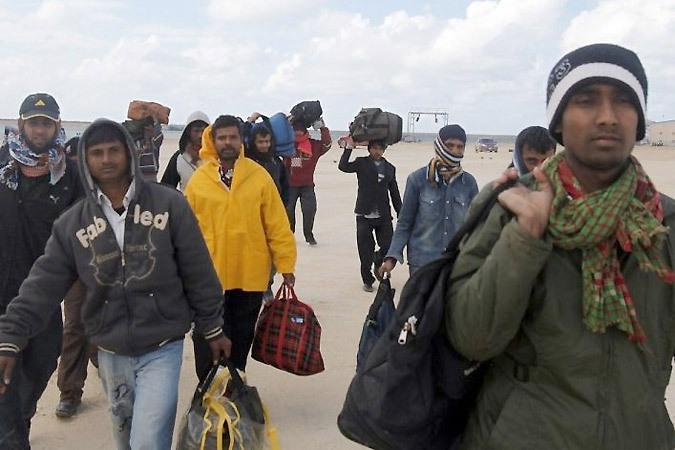 Увеличение числа беженцев в Финляндии приводит к росту преступлений с их стороны. Фото с сайта saabnet.ru
