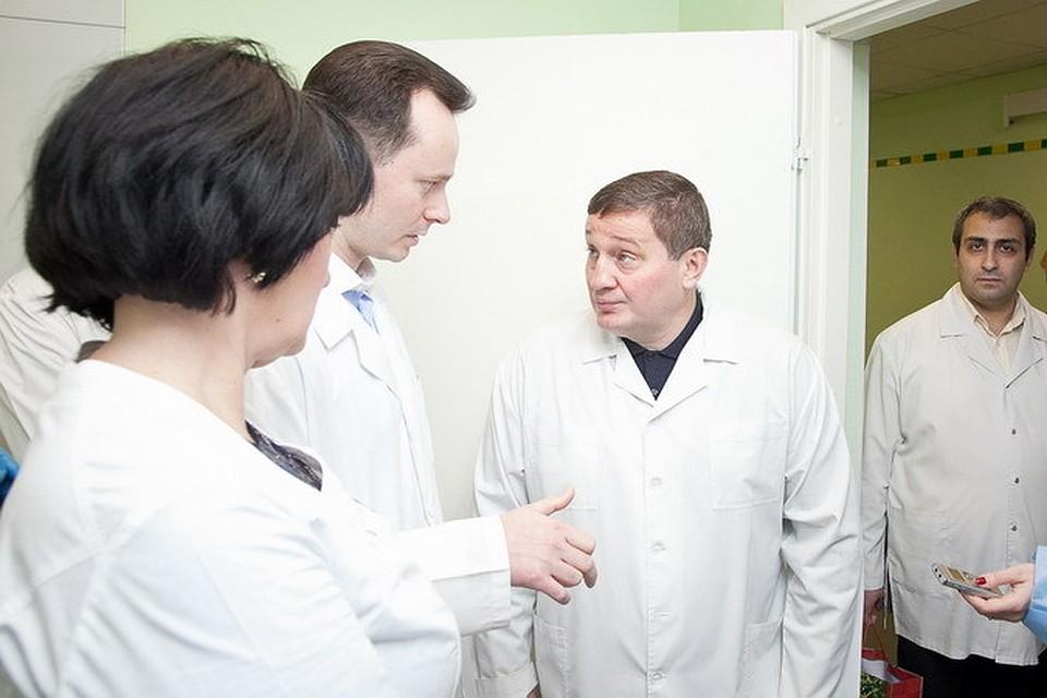 Липецкие офтальмологи объединились без лишнего шума
