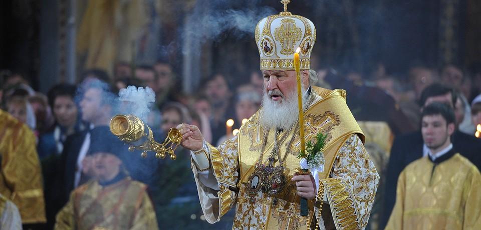 Предстоятель РПЦ пожелал в Рождество всем мира - в сердце и в общении