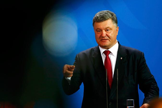 Порошенко: Украина готова к переговорам с Россией по долгу