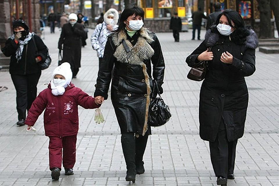 В нескольких регионах России зарегистрированы случаи гибели от свиного гриппа.