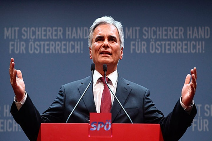 Австрийский канцлер приостановил действие Шенгена