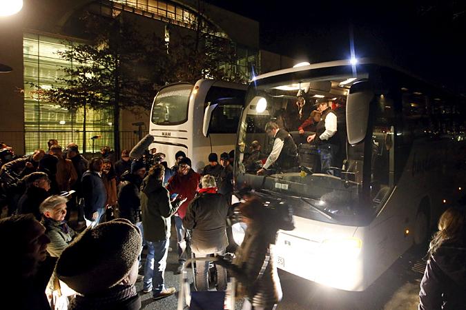 Беженцам сказали, что там им дадут квартиры