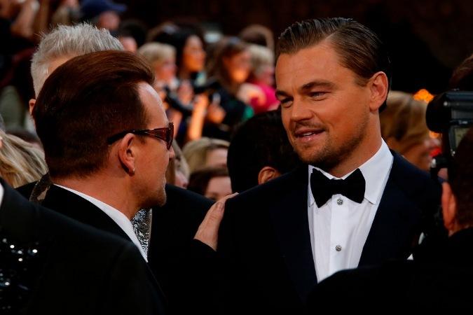 Кейт Уинслет попросила Академию дать Леонардо Ди Каприо «Оскар»