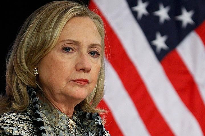 Власти США обнаружили гостайну в 22 письмах Хиллари Клинтон.