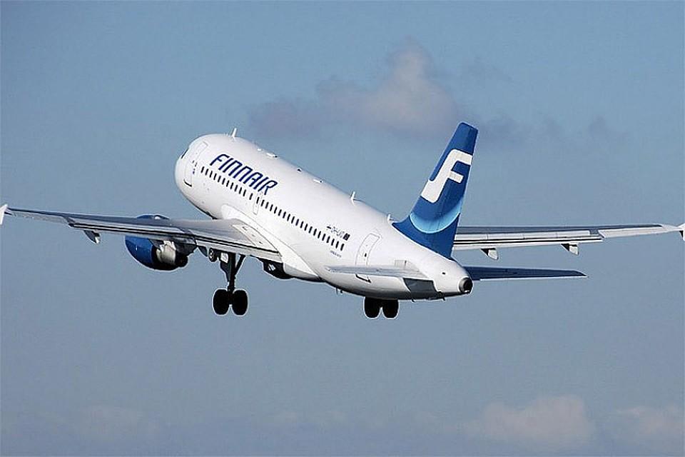 Самолет авиакомпании Finnair, совершавший полет Хельсинки-Екатеринбург, из-за погодных условий вернулся в финскую столицу. Фото: с сайта wikipedia.org
