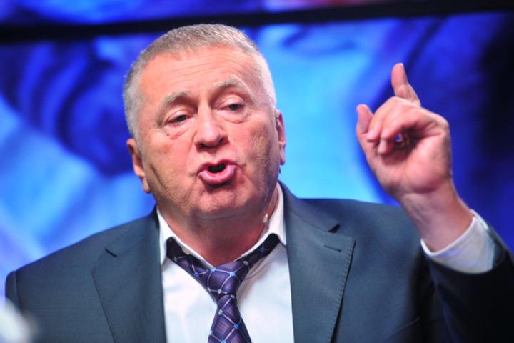 Жириновский: Украине нужно отключить газ — в ответ на задержки российских фур