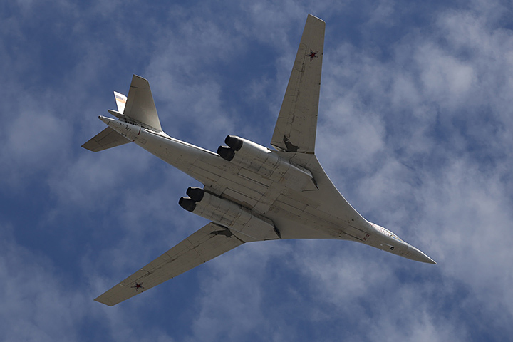 Военное ведомство Великобритании заявило, что российские бомбардировщики Ту-160 не нарушали воздушного пространства Соединенного Королевства