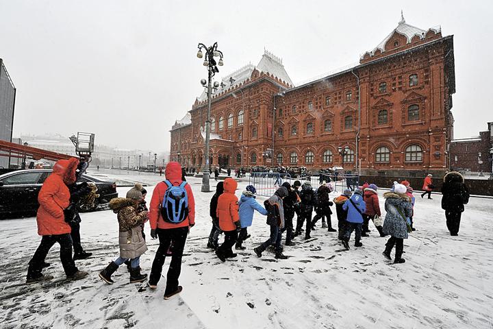 Москвичи охотно посещают Музей Отечественной войны 1812 года, где в прошлом году завершилась реставрация.