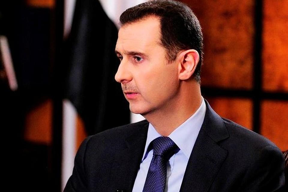 Башар Асад: «Я хочу, чтобы через десять лет я был тем, кто смог спасти Сирию, но это не значит, что я хочу быть президентом»
