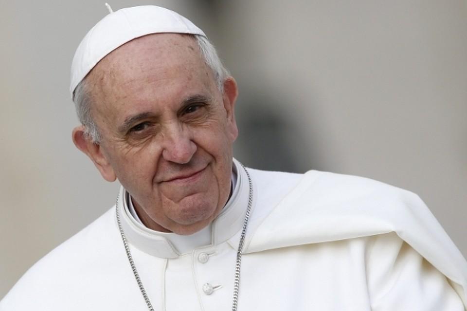 Папа Римский Франциск вновь обратился к теме высшей меры наказания