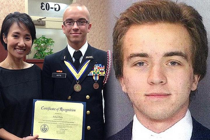 Арестованный украинец Артур Самарин в средней школе города Харрисбург был известен под именем Эшер Поттс.