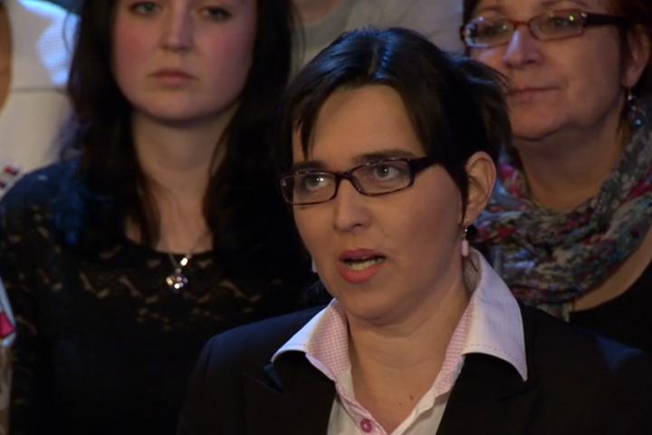 Фото: скриншот эфира на ČT
