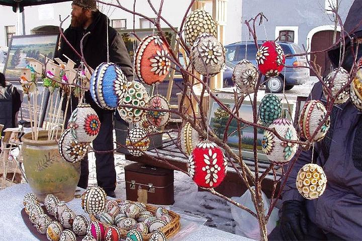 В Вильнюсе открывается одна из старейших и известных ремесленных ярмарок Европы — «Казюкас». Фото: с сайта obzor.lt