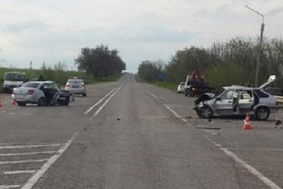 Вавтоаварии наСтаврополье один человек умер, семеро в клинике