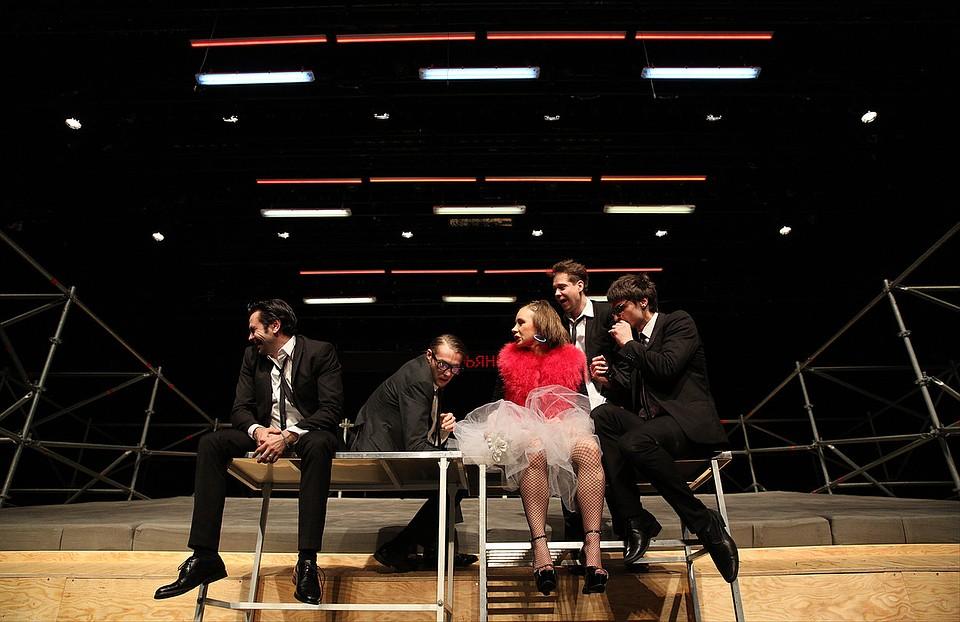 Художественный управляющий саратовского театра оперы ибалета завоевал «Золотую маску»