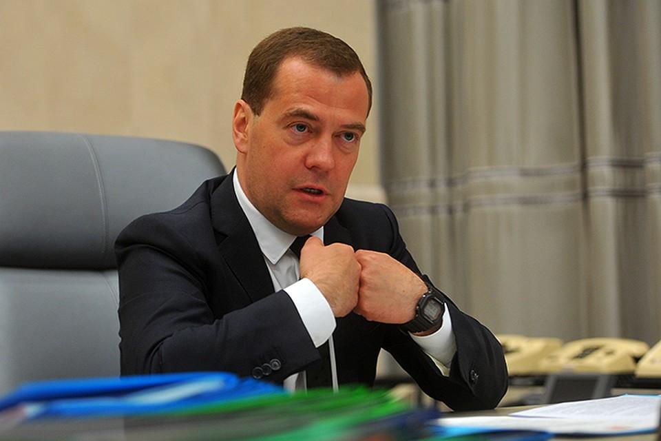 Напомним, премьер-министр России обратился к теме кадастровой оценки не от хорошей жизни