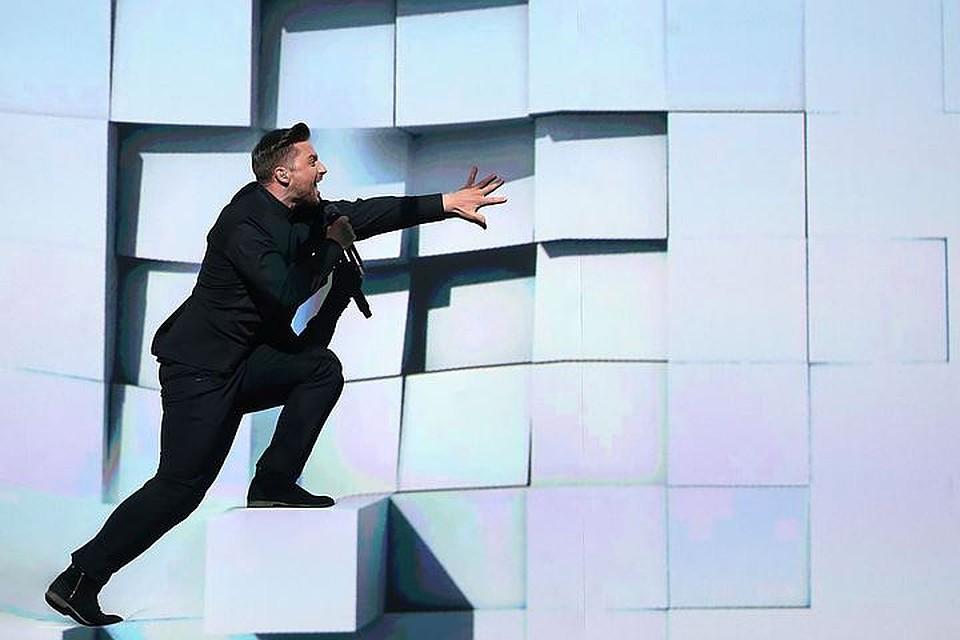 Песня с которой Сергей Лазарев представляет Россию на'Евровидении вошла в сотню самых популярных композиций iTunes в Финляндии