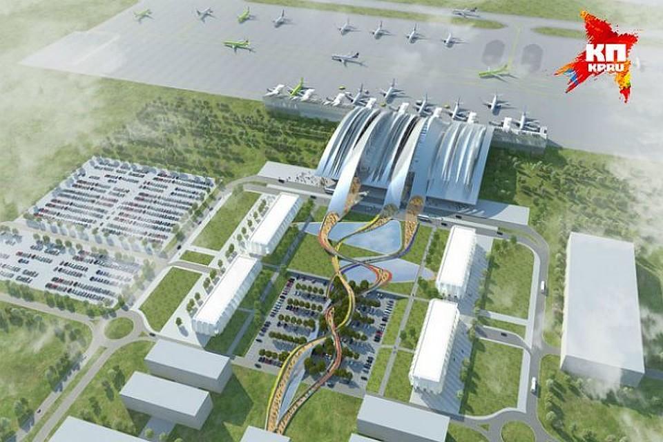 Строительство дорог каэропорту «Платов» начнется летом 2016г