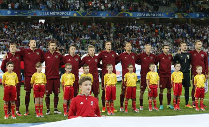 Фото: российский футбольный союз