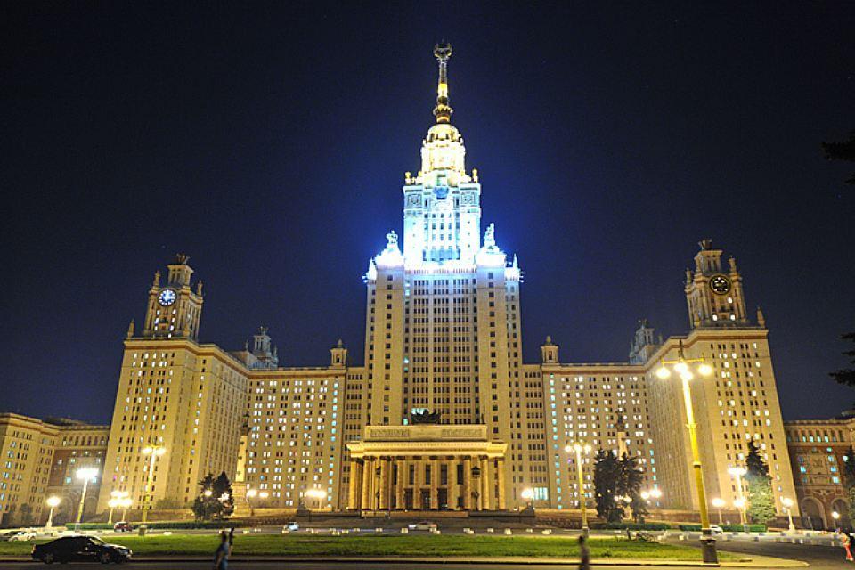 Московский государственный университет имени Ломоносова удерживает лидирующую позицию уже не первый год.