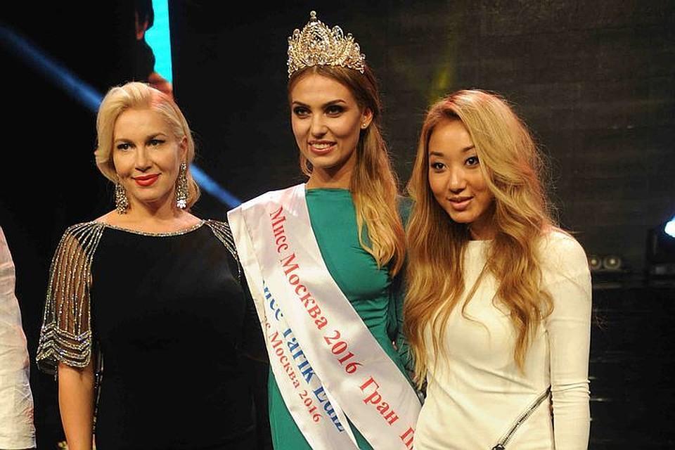 Участницы конкурса «Мисс Москва» устроили драку прямо насцене