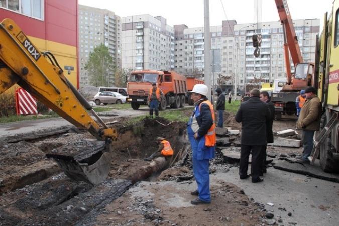 До холодов отремонтируют 97 улиц