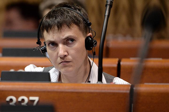 Европейским депутатам ещё два дня предстоит наблюдать выходки своей коллеги из Незалежной