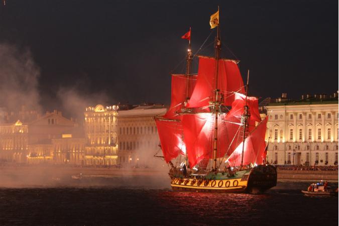 Резник считает, что к Алым парусам можно готовиться и по ночам