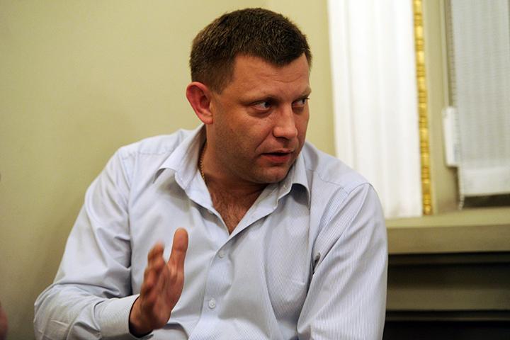 Захарченко объяснил, почему ДНР не ведёт собственное расследование преступления