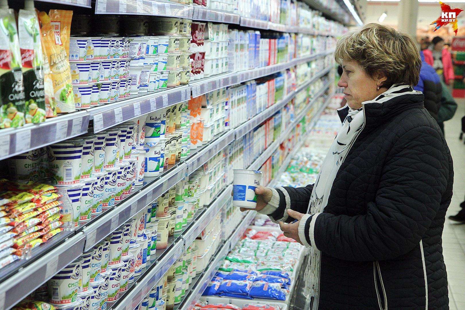 По мнению министра сельского хозяйства России без белорусской молочки российским потребителям будет плохо.