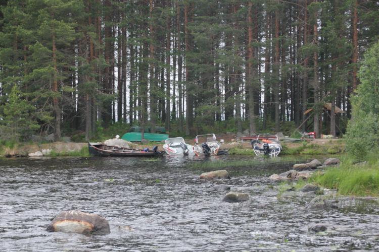 Деревня, откуда эвакуировали детей